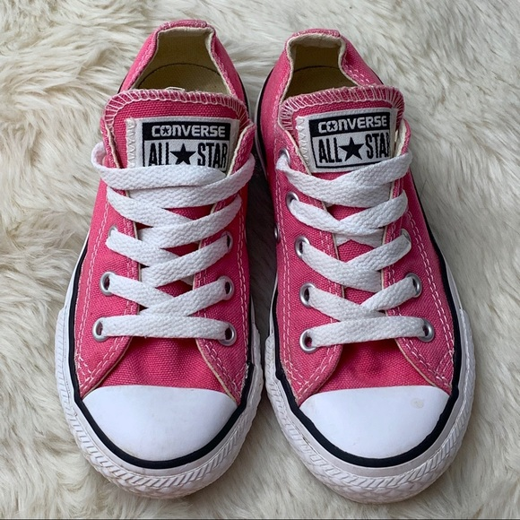 Converse Chuck Taylor All Star Pink Girls Sneakers